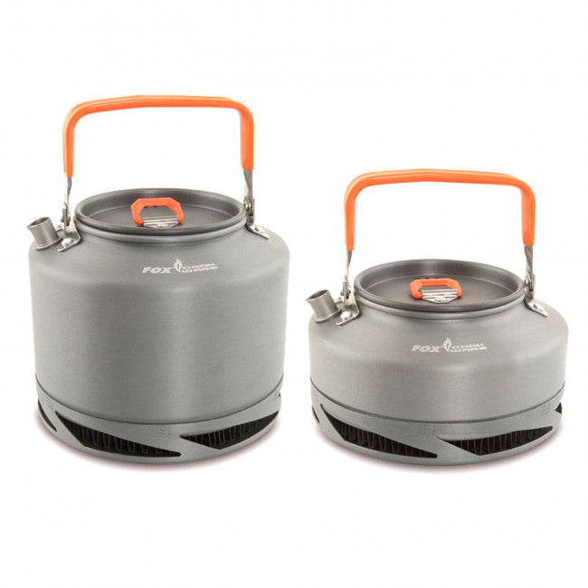 Fox Heat Transfer Kettle - Vale Royal Angling Centre