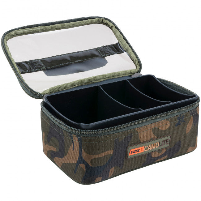 Fox Camolite Rigid Lead & Bits Bag - Vale Royal Angling Centre