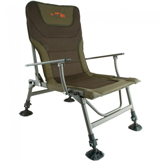 Fox Duralite Chair - Vale Royal Angling Centre