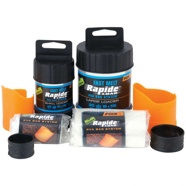 Fox Edges Rapide PVA Bag System Fast Melt - Vale Royal Angling Centre