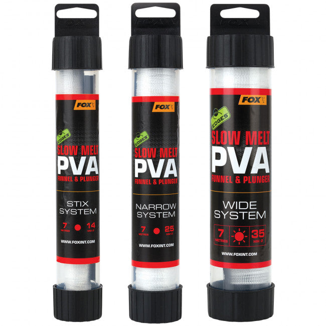 Fox Edges Slow Melt PVA Mesh System - Vale Royal Angling Centre