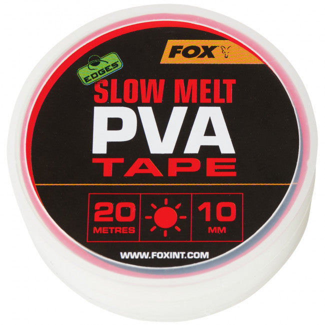 Fox Edges Slow Melt PVA Tape 20m - Vale Royal Angling Centre