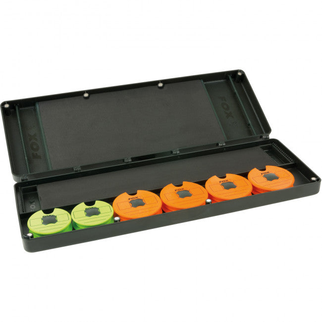Fox F Box Large Disc & Rig Box System - Vale Royal Angling Centre