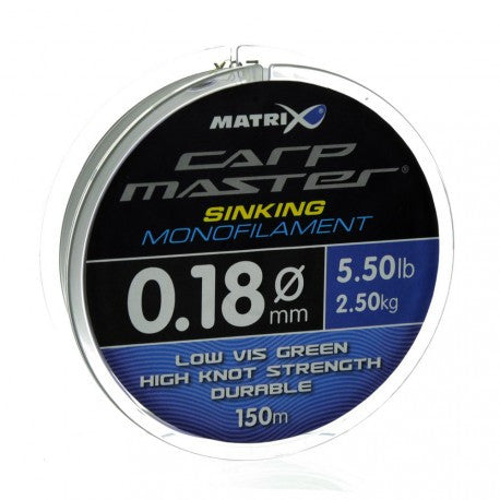Matrix Carpmaster® Sinking Mono - Vale Royal Angling Centre