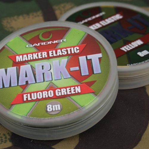 Gardner 'Mark-It' Marker Elastic - Vale Royal Angling Centre