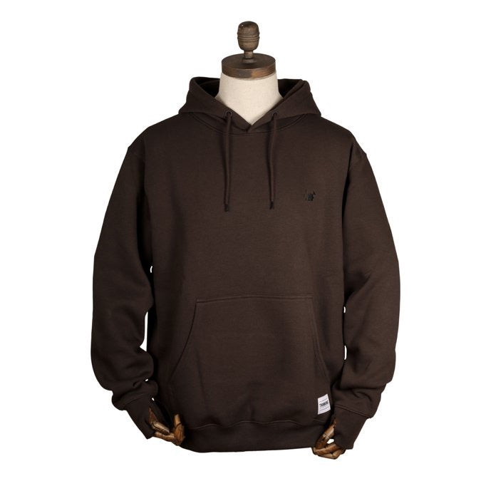 Thinking Anglers Brown Hoody