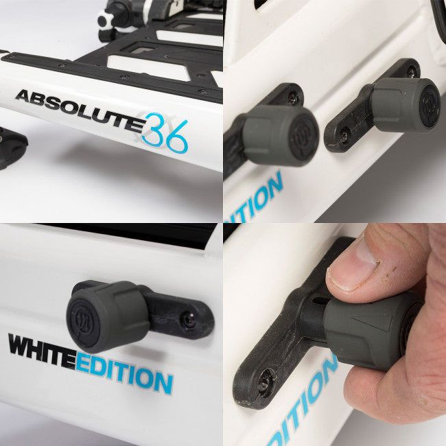 Preston Absolute 36 White Edition - Vale Royal Angling Centre