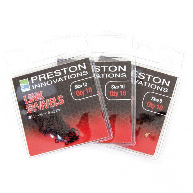 Preston Innovations Link Swivels - Vale Royal Angling Centre