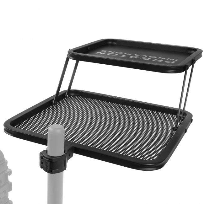 Preston Double Decker Side Tray Small - Vale Royal Angling Centre