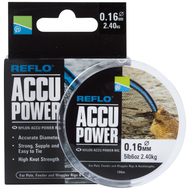Preston Reflo Accu Power - Vale Royal Angling Centre