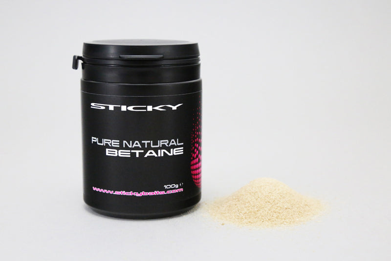 Sticky Baits Pure Natural Betaine - Vale Royal Angling Centre