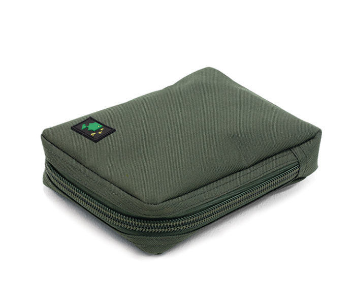 Thinking Anglers Large Solid Zip Pouch