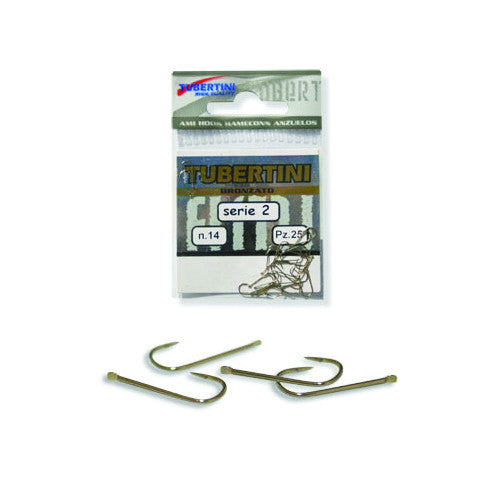 Tubertini Series 2 Hooks - Vale Royal Angling Centre