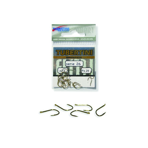 Tubertini Series 26 Hooks - Vale Royal Angling Centre