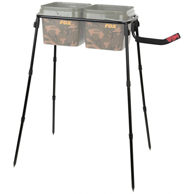 Spomb Double Bucket Stand - Vale Royal Angling Centre