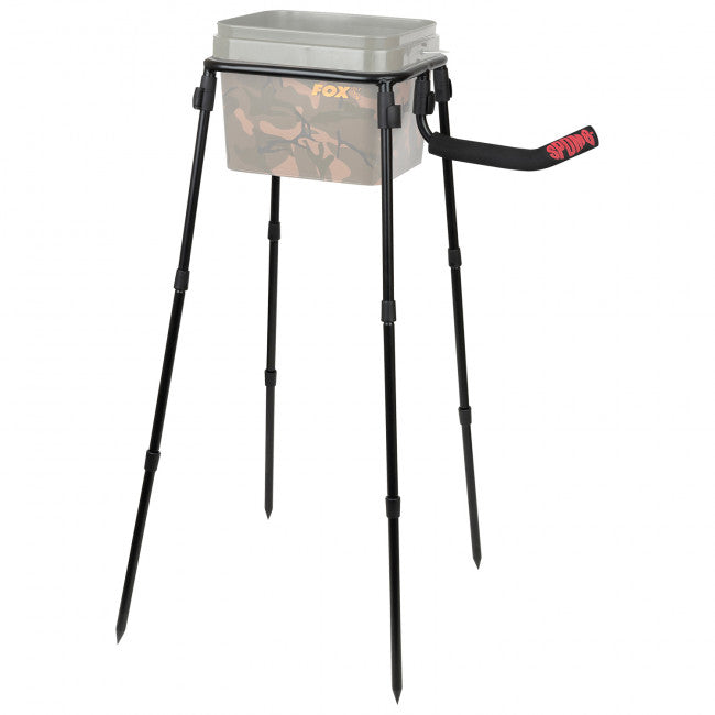 Spomb Single Bucket Stand Kit - Vale Royal Angling Centre