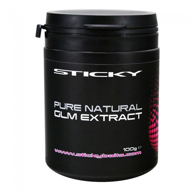 Sticky Baits Pure Natural GLM Extract - Vale Royal Angling Centre