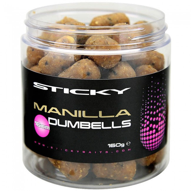 Sticky Baits Manilla Dumbells - Vale Royal Angling Centre