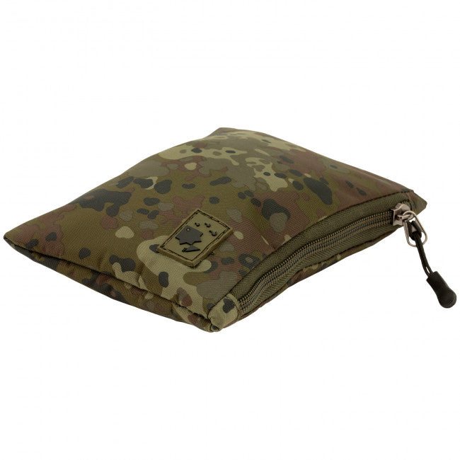 Thinking Anglers Camfleck Small Zip Pouch - Vale Royal Angling Centre