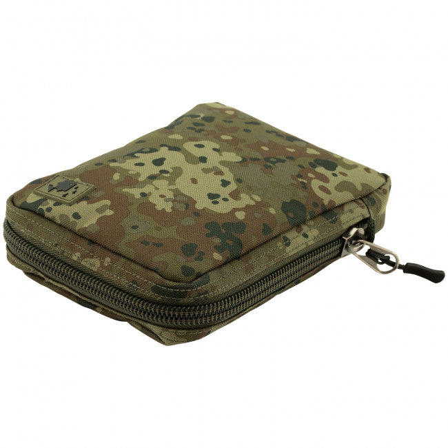 Thinking Anglers Camfleck Solid Zip Pouch Large - Vale Royal Angling Centre