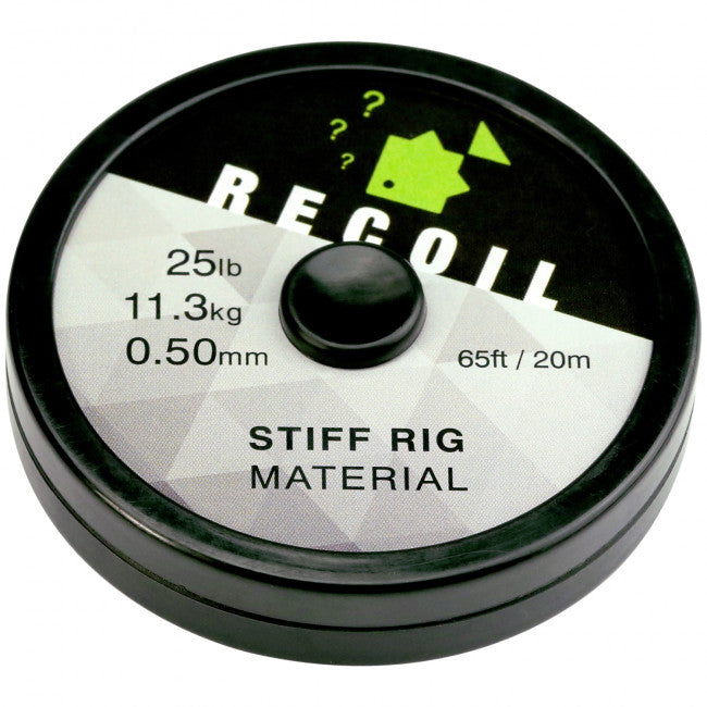 Thinking Anglers Recoil Stiff Rig Material - Vale Royal Angling Centre