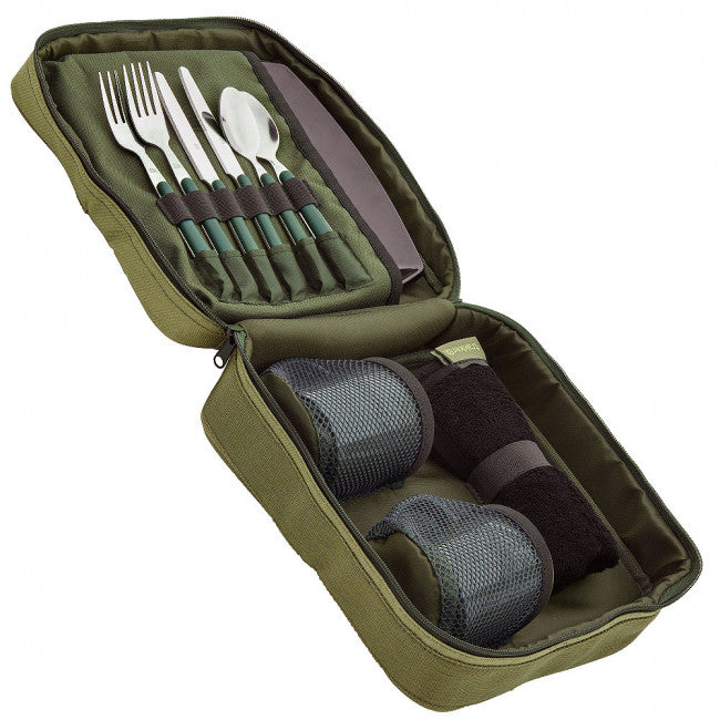 Trakker NXG Deluxe Food Set - Vale Royal Angling Centre