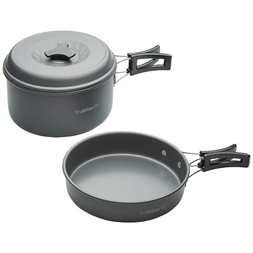 Trakker Armolife 2-Piece Cookwear Set - Vale Royal Angling Centre