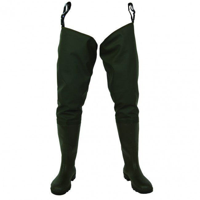 Vass-Tex 600 Series PVC Thigh Wader - Vale Royal Angling Centre
