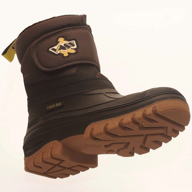 Vass Fleece Lined Boot With Quick Release Velcro Strap - Vale Royal Angling Centre