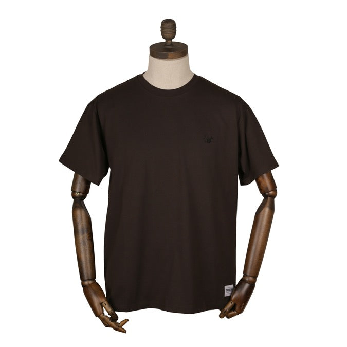 Thinking Anglers Brown T-Shirt