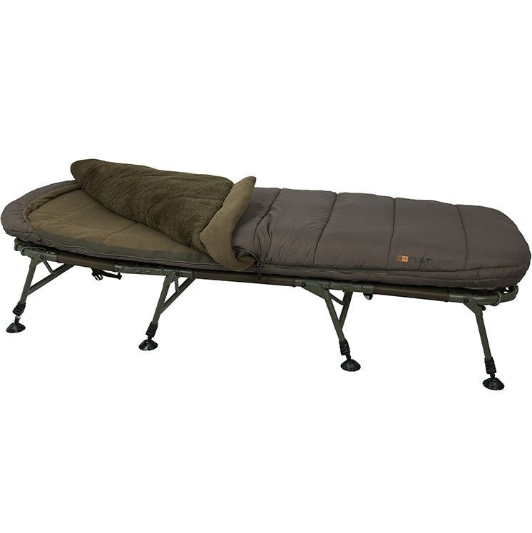 Fox Flatliner 8 Leg Sleep Systems - Vale Royal Angling Centre