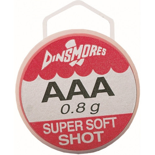 Dinsmores Super Soft Shot - Vale Royal Angling Centre