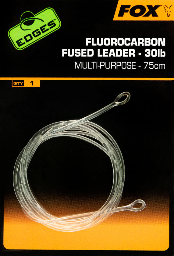 Fox Fluorocarbon Fused Leader Multi Purpose