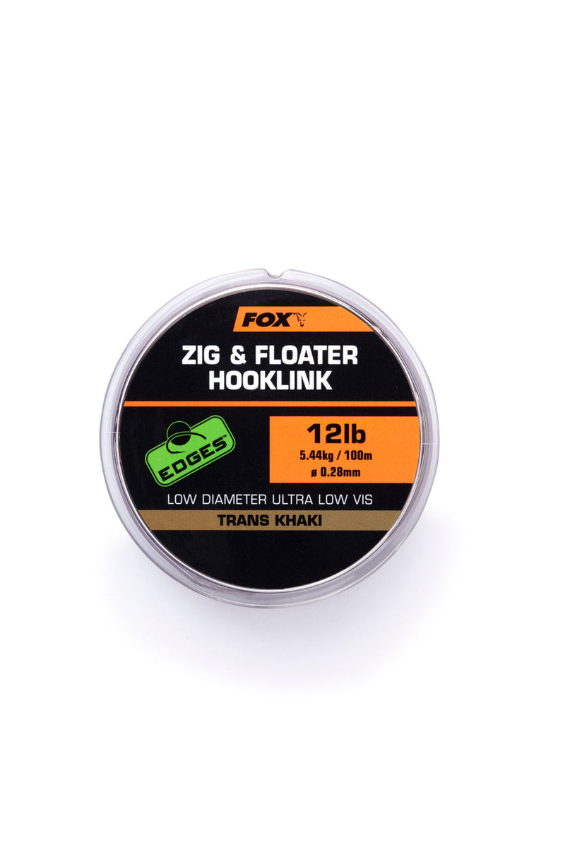 Fox Edges Zig & Floater Hooklink