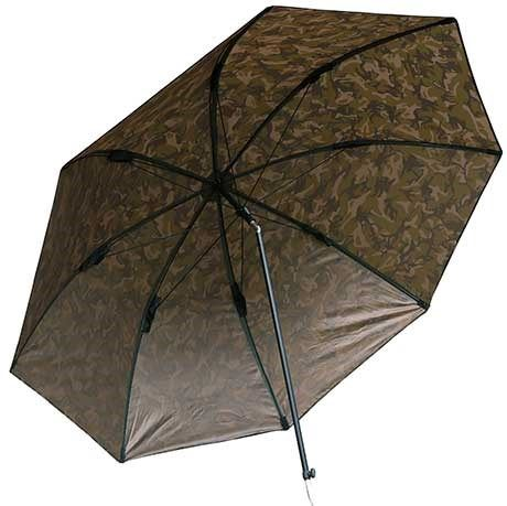 Fox Camo Brolly - Vale Royal Angling Centre