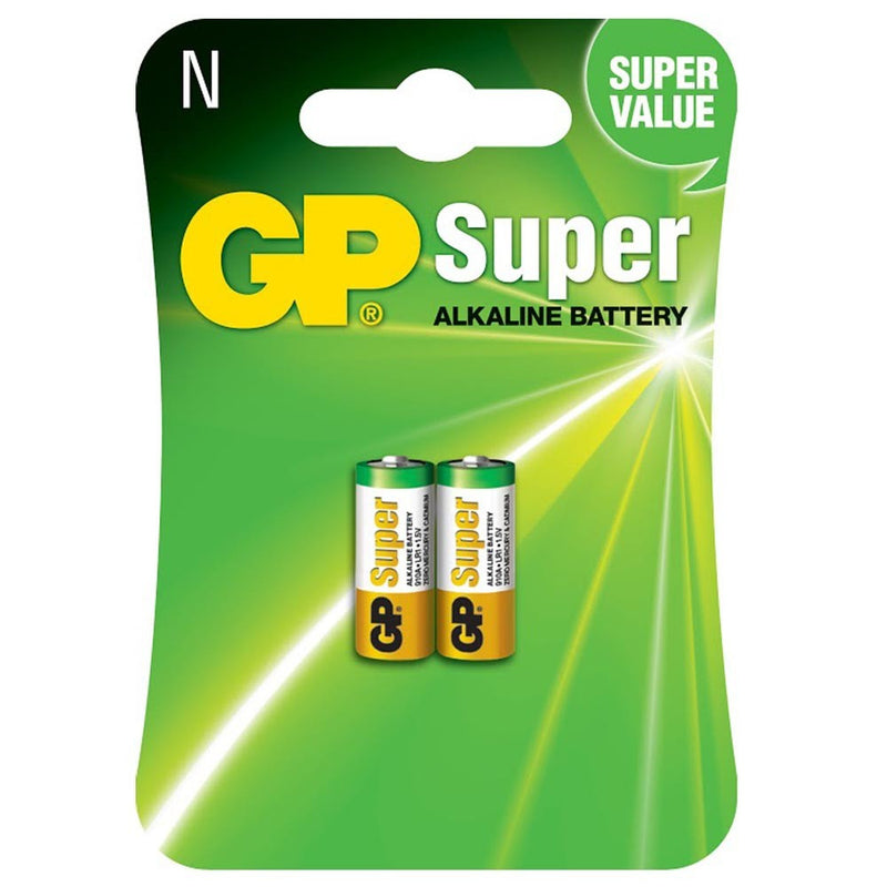 GP LR1 'N' Super Alkaline Batteries - Vale Royal Angling Centre