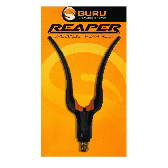 Guru Reaper Rest - Rear - Vale Royal Angling Centre