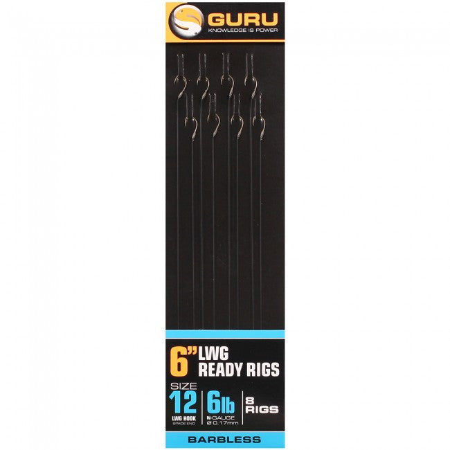 Guru LWGS Pole Rigs - Vale Royal Angling Centre