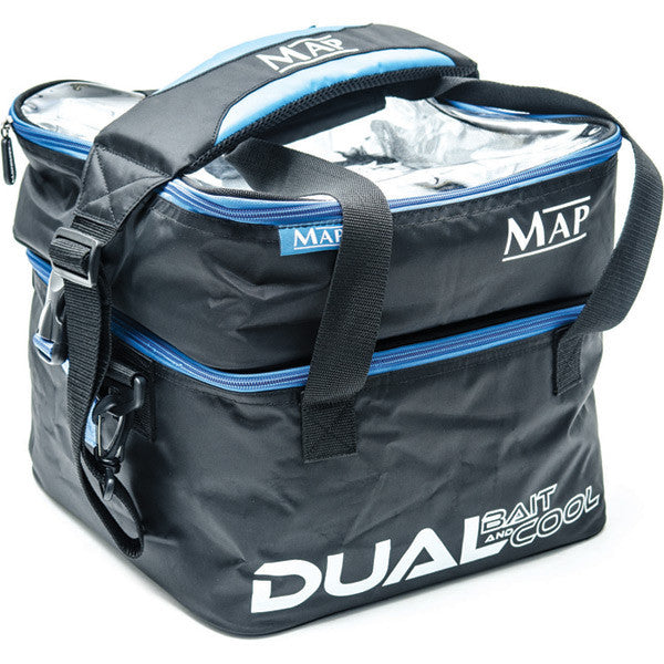 MAP Dual Bait & Cool Bag - Vale Royal Angling Centre