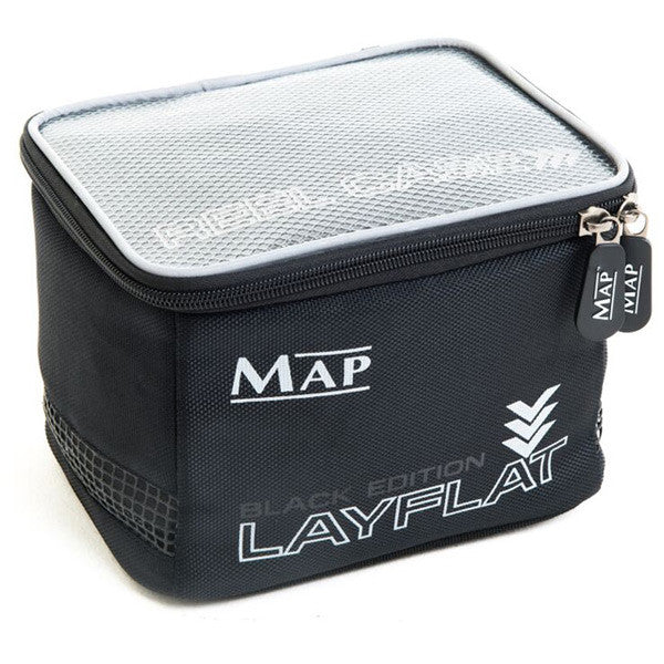 MAP Black Edition Reel Case - Vale Royal Angling Centre