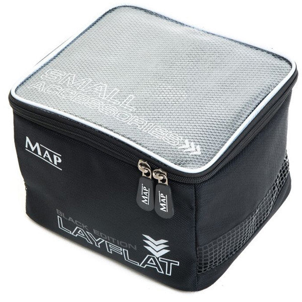 MAP Black Edition Accessory Bags - Vale Royal Angling Centre