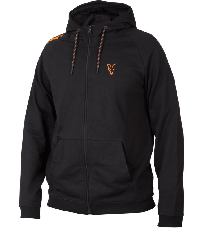 Fox Collection Black/Orange LW Hoody