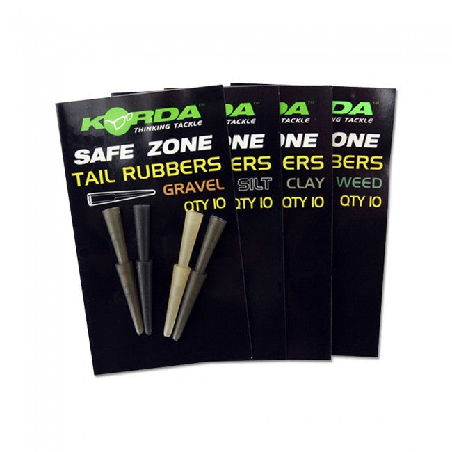 Korda Tail Rubbers - Vale Royal Angling Centre