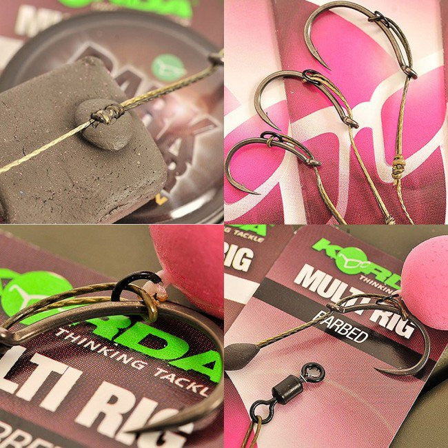 Korda Ready Tied Multi Rig - Vale Royal Angling Centre