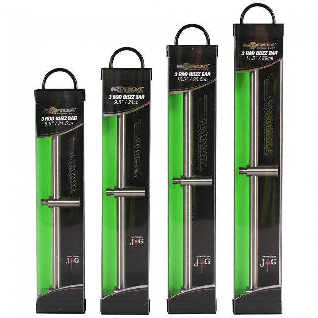 Korda Singlez 3 Rod Buzz Bar - Vale Royal Angling Centre