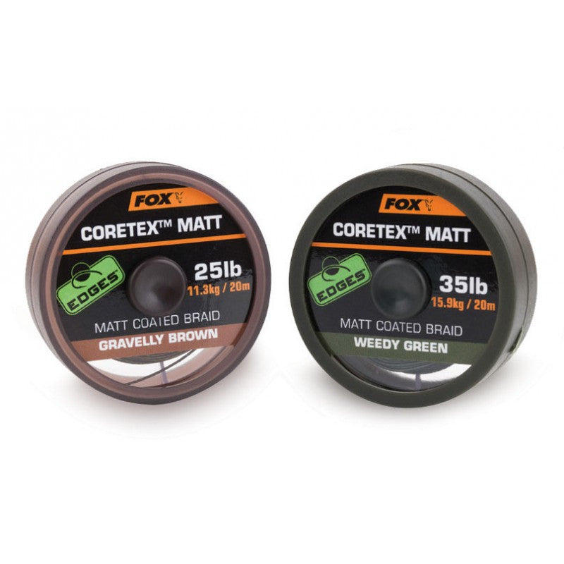 Fox EDGES™ Coretex™ Matt - Vale Royal Angling Centre