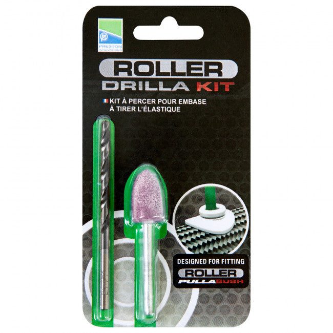 Preston Roller Drilla Kit - Vale Royal Angling Centre