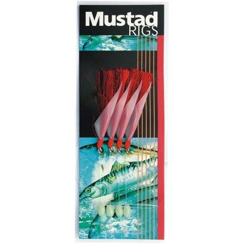 Mustad Red Flasher T56