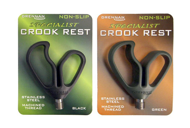 Drennan Specialist Crook Rest - Black