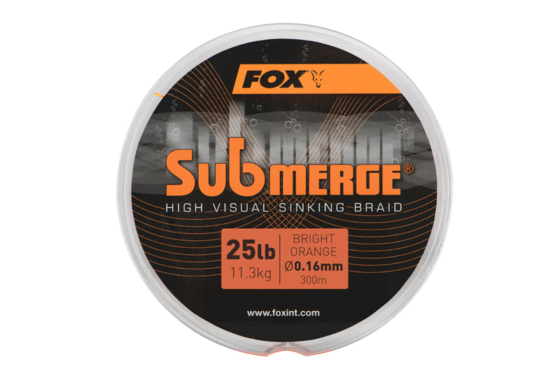 Fox Submerge High Visual Sinking Braid